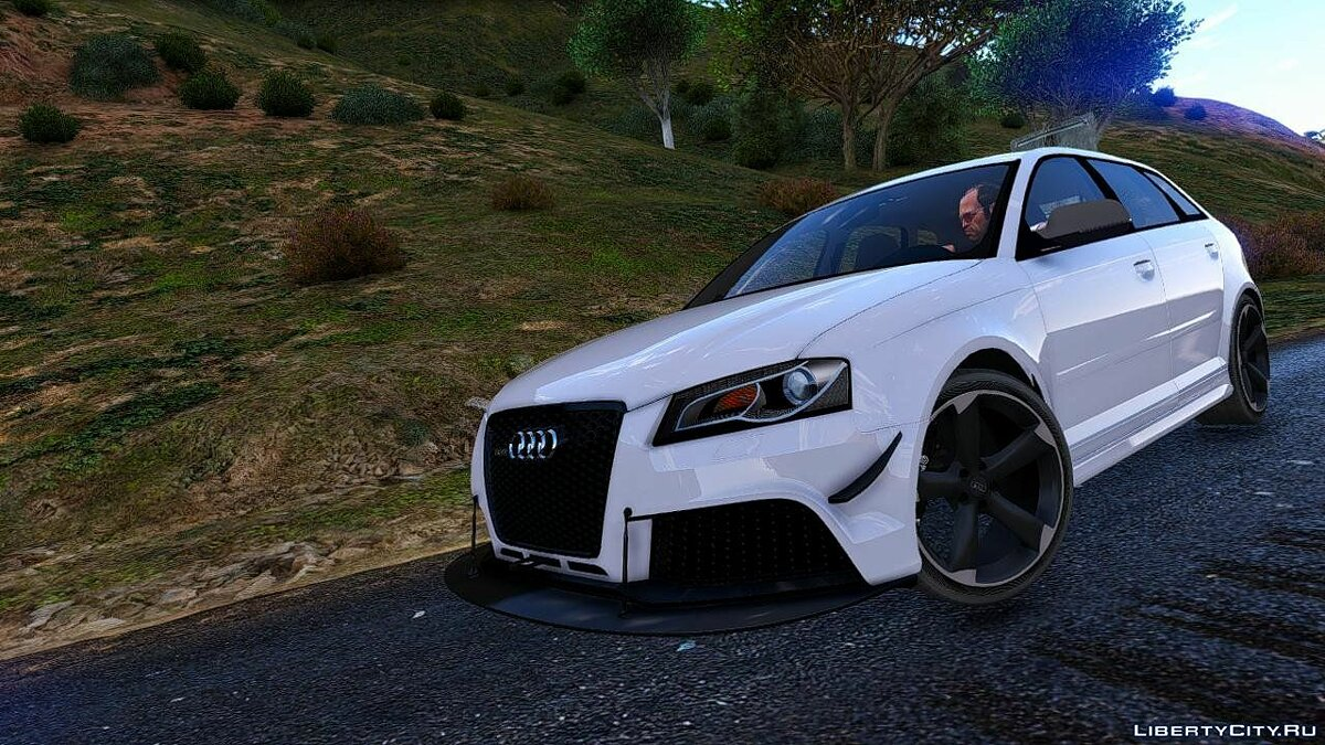 Audi RS3 [Add On] 1.0 для GTA 5