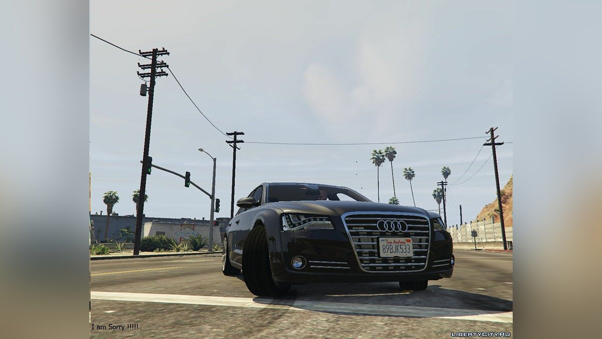 2010 Audi A8 FSI [Add-On / Replace] 2.0 для GTA 5