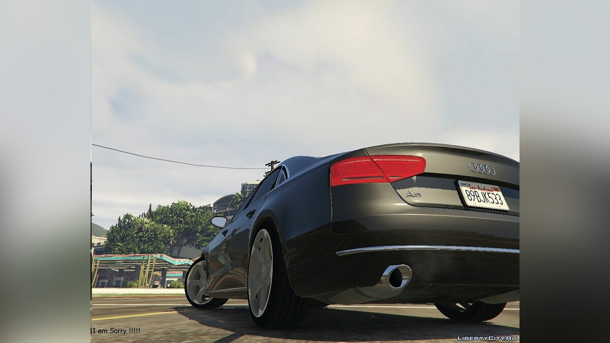 2010 Audi A8 FSI [Add-On / Replace] 2.0 для GTA 5 - скриншот #2