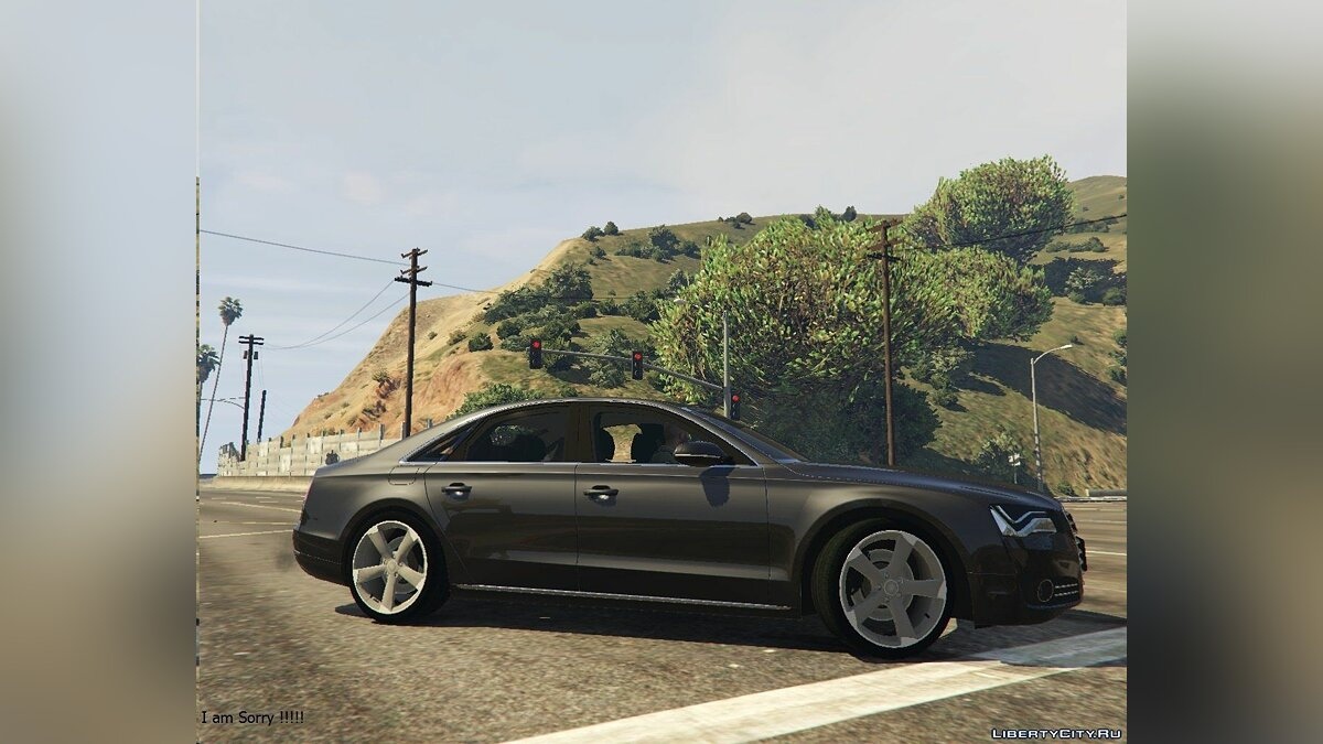 2010 Audi A8 FSI [Add-On / Replace] 2.0 для GTA 5 - скриншот #3