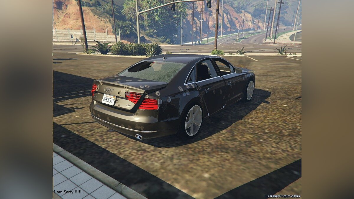 2010 Audi A8 FSI [Add-On / Replace] 2.0 для GTA 5 - скриншот #6