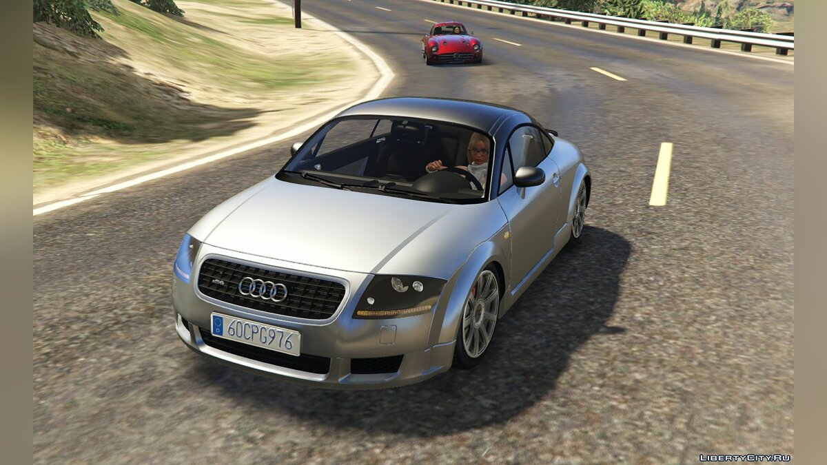 Машина Audi Audi TT Mk1 [Add-On / Replace] 1.11 для GTA 5