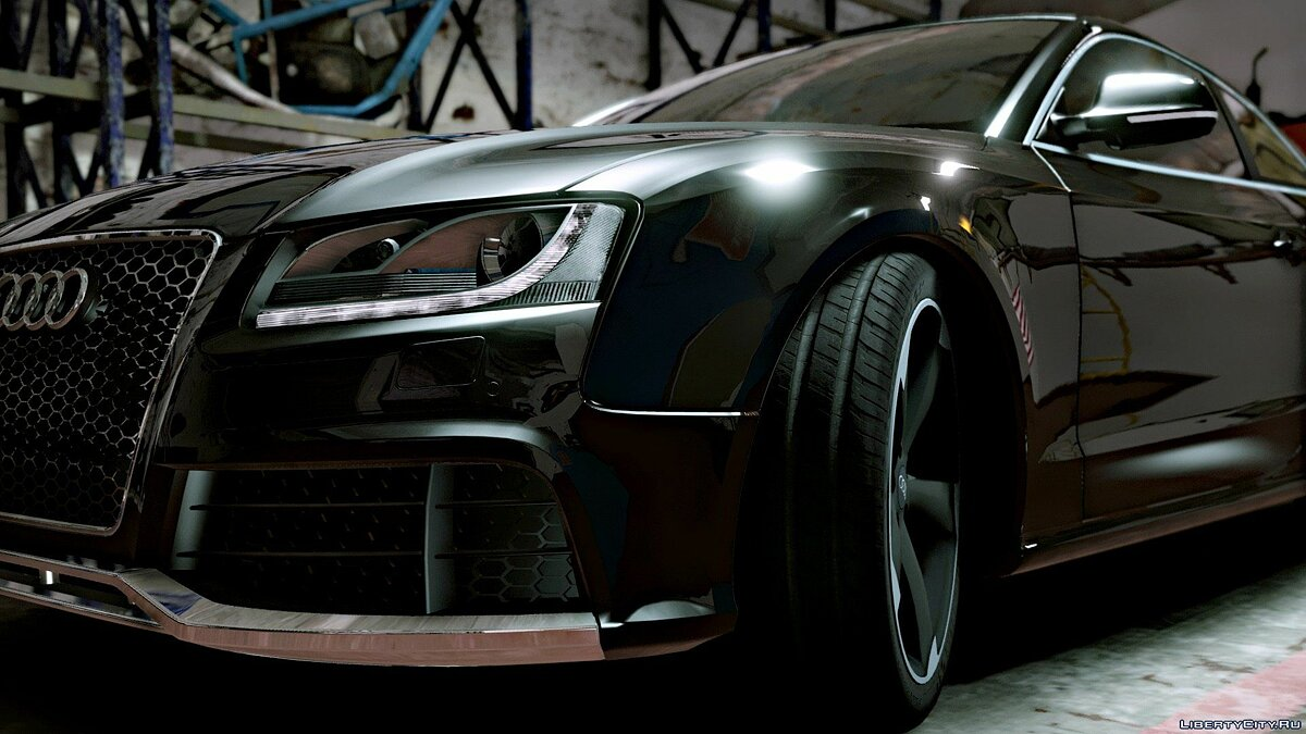 Audi RS5 2011 [Add-On] 1.0 для GTA 5 - скриншот #3