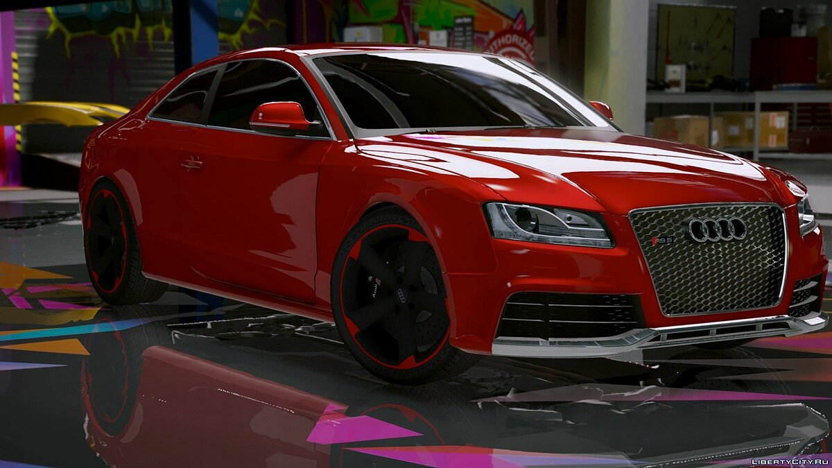 Audi RS5 2011 [Add-On / Replace | Tuning] 1.5 для GTA 5 - скриншот #3