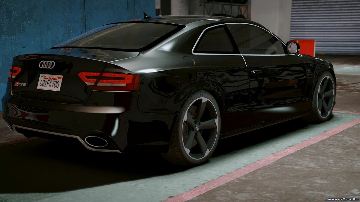 Audi RS5 2011 [Add-On / Replace | Tuning] 1.5 для GTA 5 - скриншот #4
