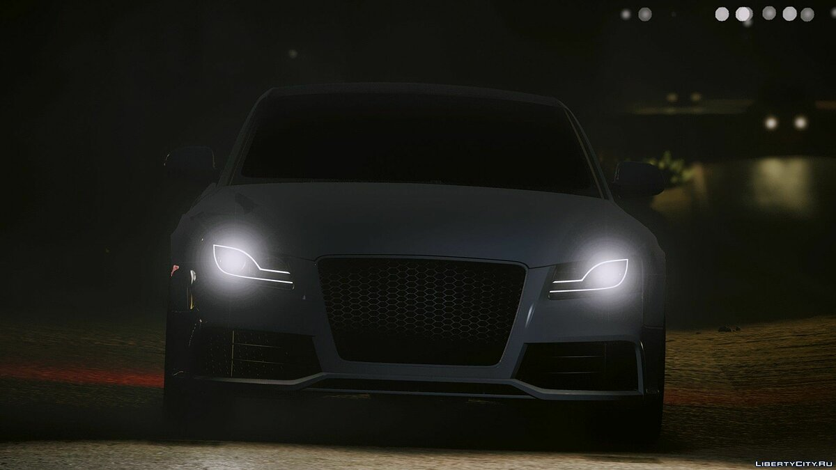 Audi RS5 2011 [Add-On / Replace | Tuning] 1.5 для GTA 5 - скриншот #7
