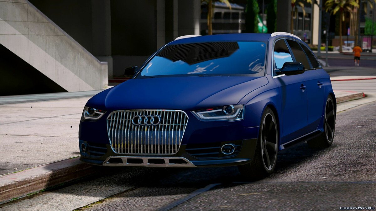 Audi RS4 Avant 2013 [Add-On | Tuning] 1.9 для GTA 5 - скриншот #4