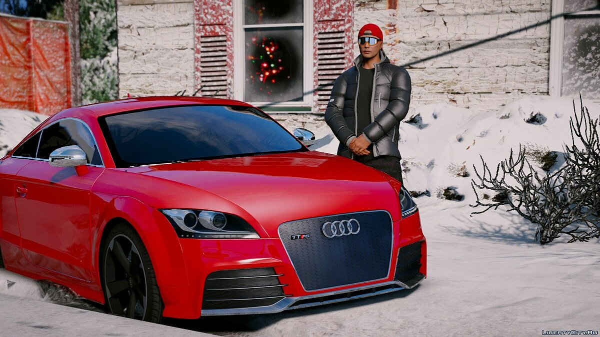 Audi TT RS 2010 [Add-On | Tuning] 1.0 для GTA 5