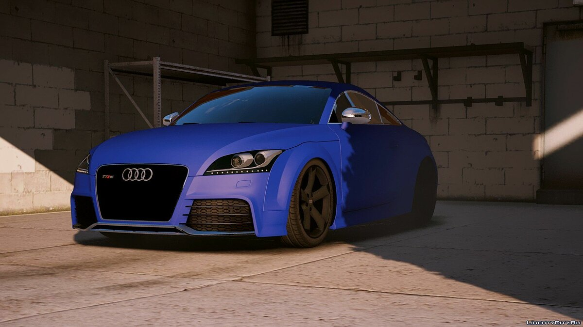 Audi TT RS 2010 [Add-On | Tuning] 1.0 для GTA 5 - скриншот #2