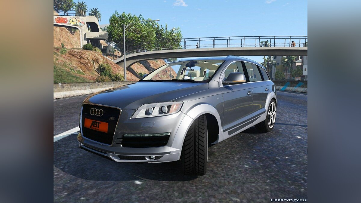 2009 Audi AS7 V12 ABT [Add-On / Replace] 1.0 для GTA 5