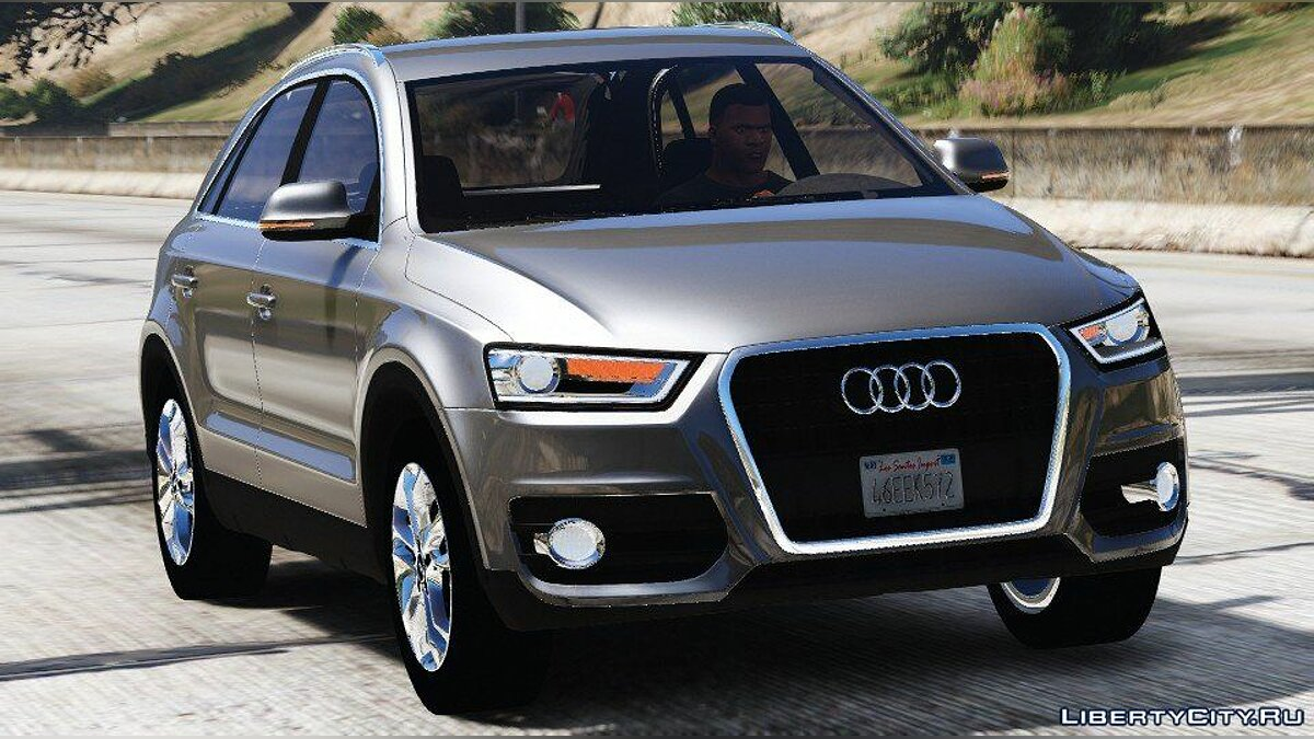 ��ашина Audi Audi Q3 (Add-on / Replace) 1.0 для GTA 5