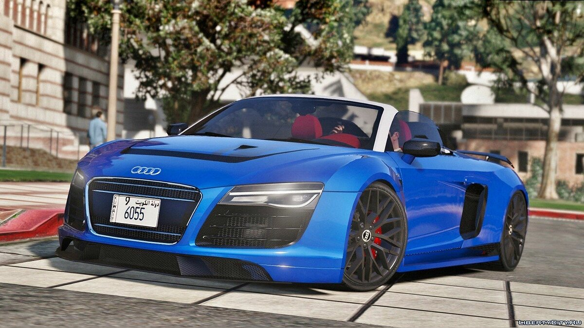 2013 Audi R8 V10 & PPI Razor Tuning [Add-On] для GTA 5 - скриншот #6