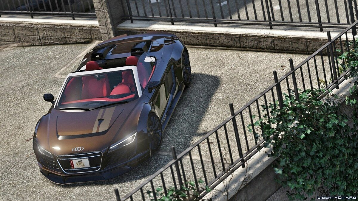 2013 Audi R8 V10 & PPI Razor Tuning [Add-On] для GTA 5
