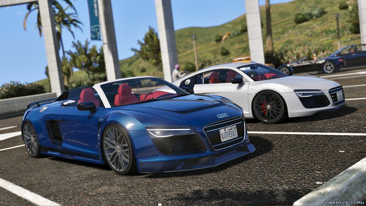 2013 Audi R8 V10 & PPI Razor Tuning [Add-On] для GTA 5 - скриншот #8