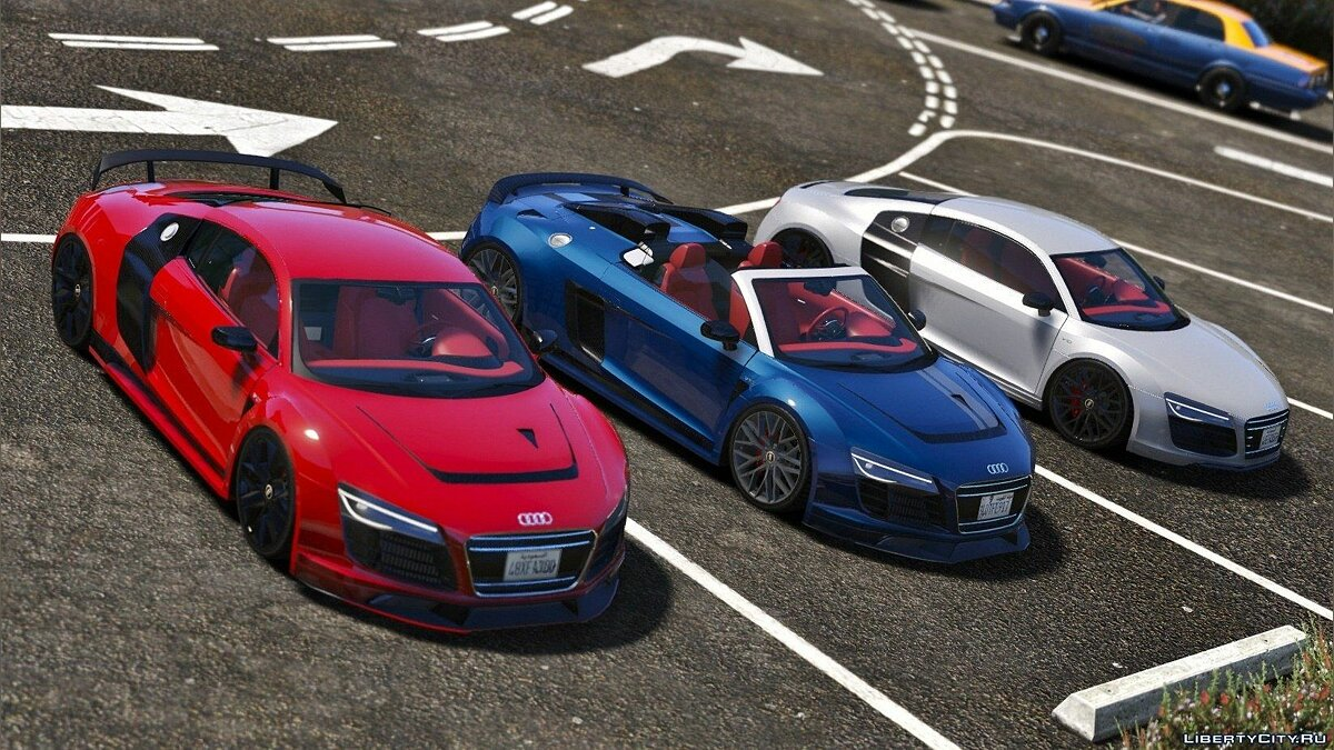 2013 Audi R8 V10 & PPI Razor Tuning [Add-On] для GTA 5 - скриншот #10