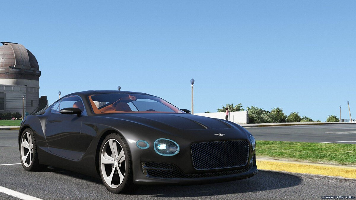 Bentley EXP 10 Speed 6 [Add-On / Replace] 2.0c для GTA 5 - скриншот #4