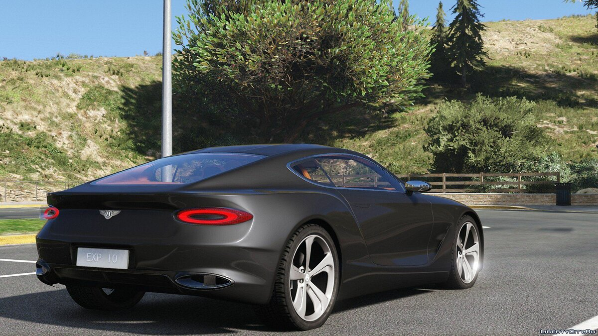 Bentley EXP 10 Speed 6 [Add-On / Replace] 2.0c для GTA 5 - скриншот #5
