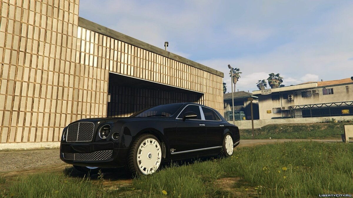 Bentley Mulsanne 2010 Admiral Edition 1.1 для GTA 5 - скриншот #4