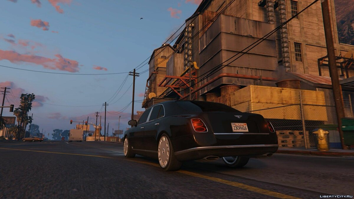 Bentley Mulsanne 2010 Admiral Edition 1.1 для GTA 5 - скриншот #5