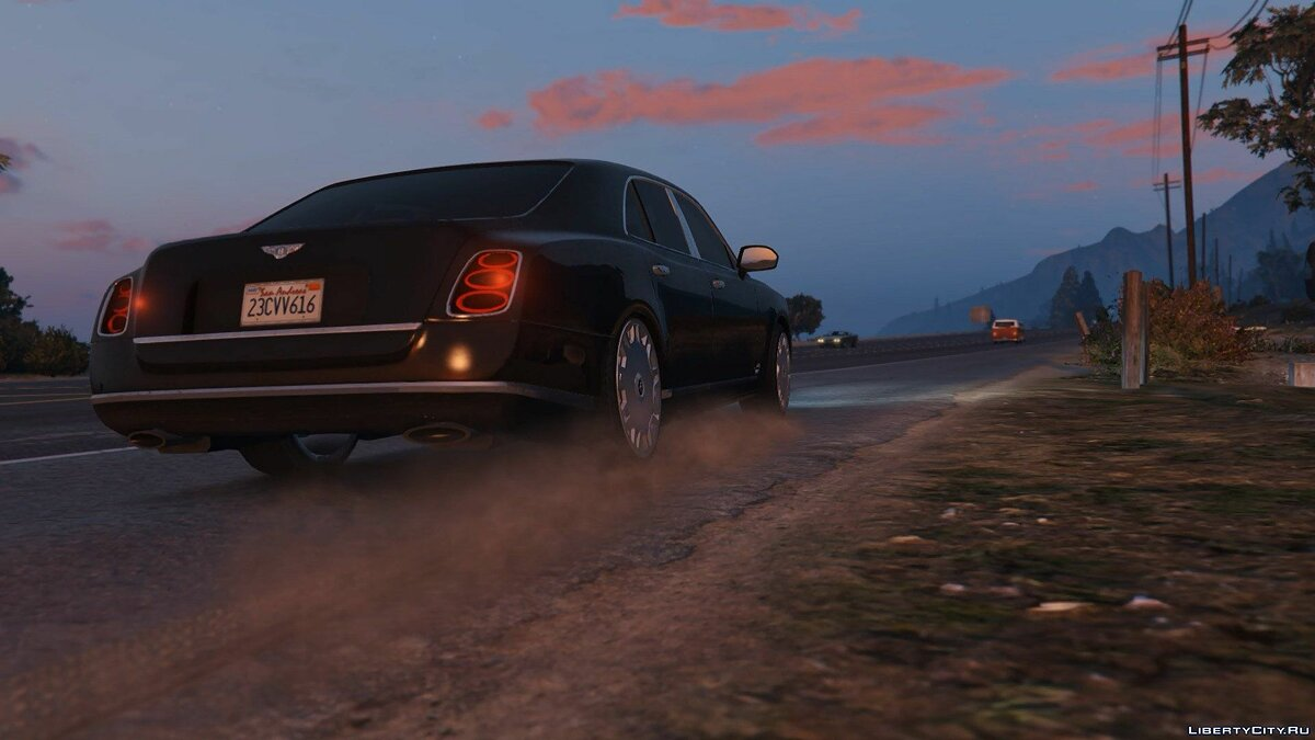 Bentley Mulsanne 2010 Admiral Edition 1.1 для GTA 5 - скриншот #6