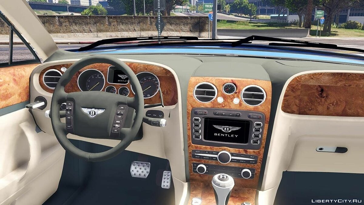 2010 Bentley Continental Flying Spur [Add-On / Replace] 1.1 для GTA 5 - скриншот #4