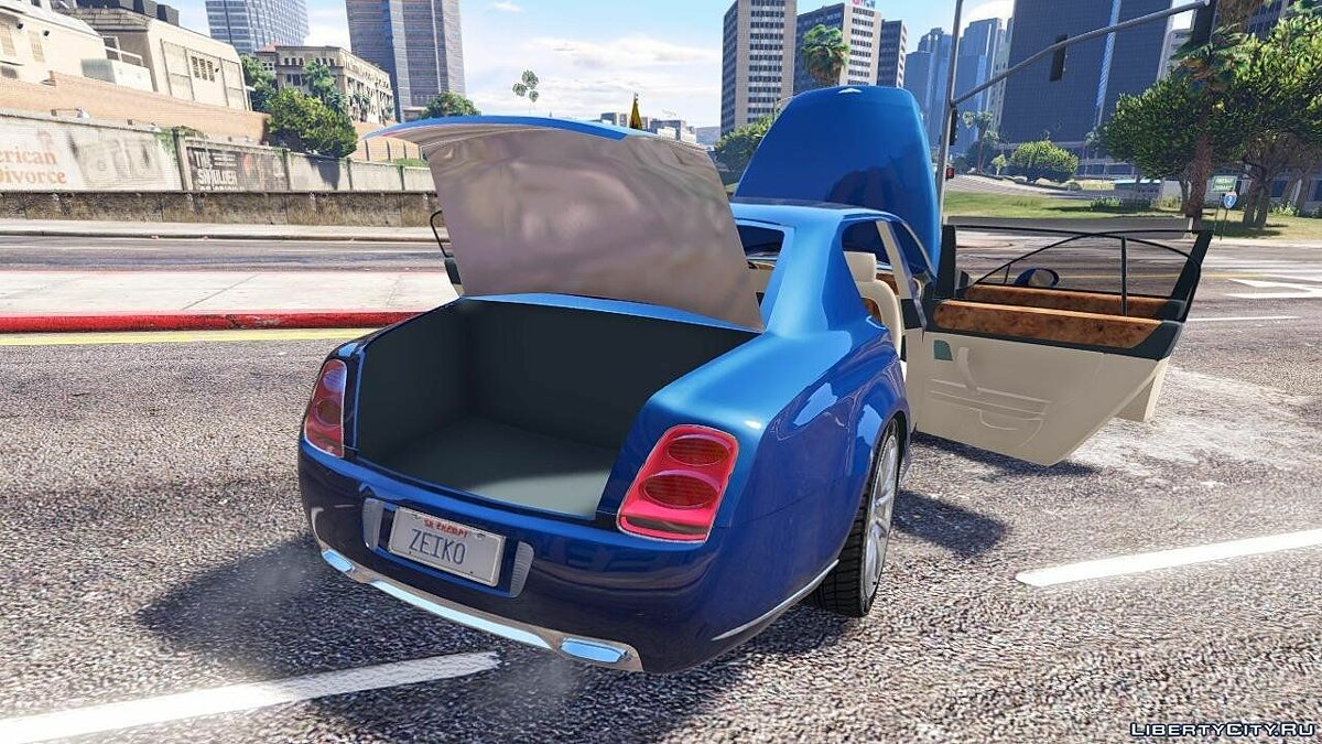 2010 Bentley Continental Flying Spur [Add-On / Replace] 1.1 для GTA 5 - скриншот #7