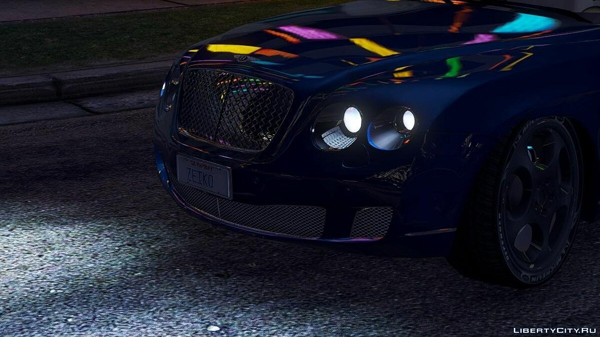 2010 Bentley Continental Flying Spur [Add-On / Replace] 1.1 для GTA 5 - скриншот #9