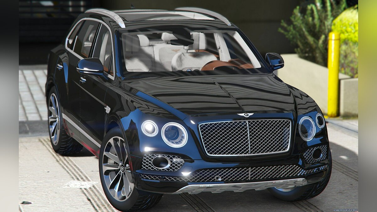 Bentley Bentayga [Add-On / Replace] 1.1 для GTA 5