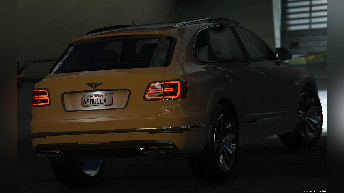Bentley Bentayga [Add-On / Replace] 1.1 для GTA 5 - скриншот #6