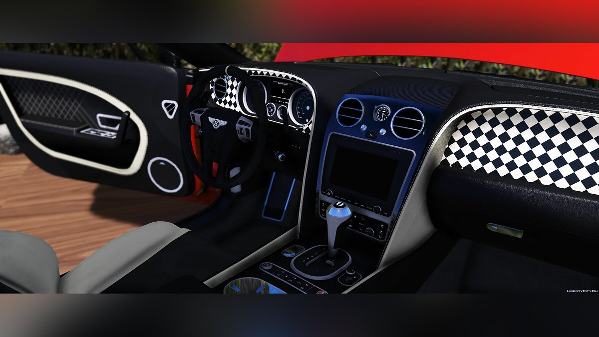 Машина Bentley 2018 Bentley Continental GT Supersports [ADD-ON / TEMPLATE / Automatic Spoiler] 1.0 для GTA 5