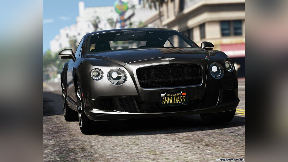 2013 Bentley Continental GT [Add-On | Tuning | HQ] 2.0 для GTA 5