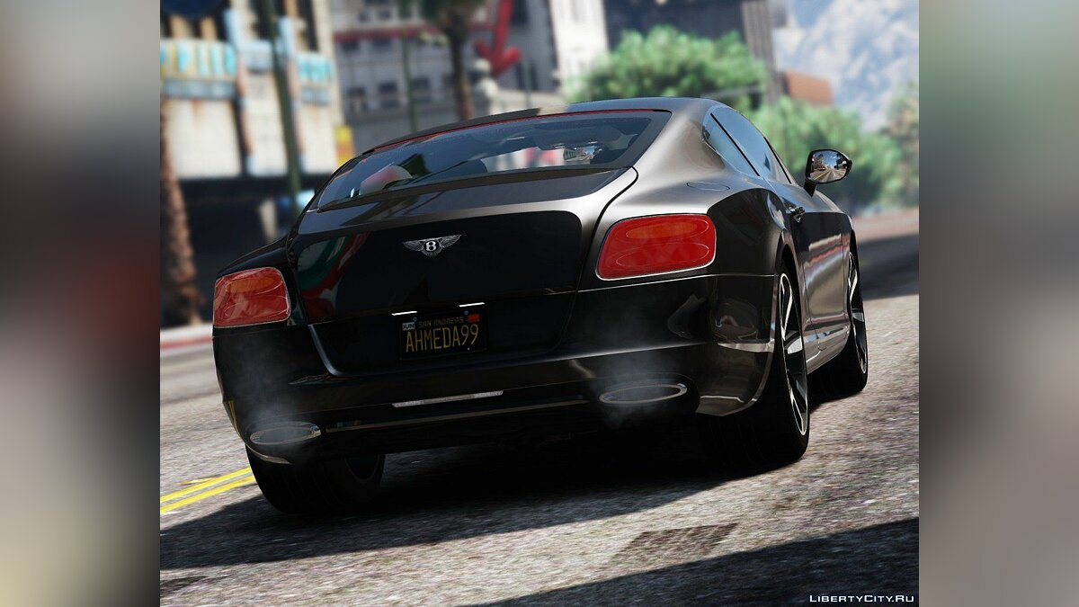 2013 Bentley Continental GT [Add-On | Tuning | HQ] 2.0 для GTA 5 - скриншот #2