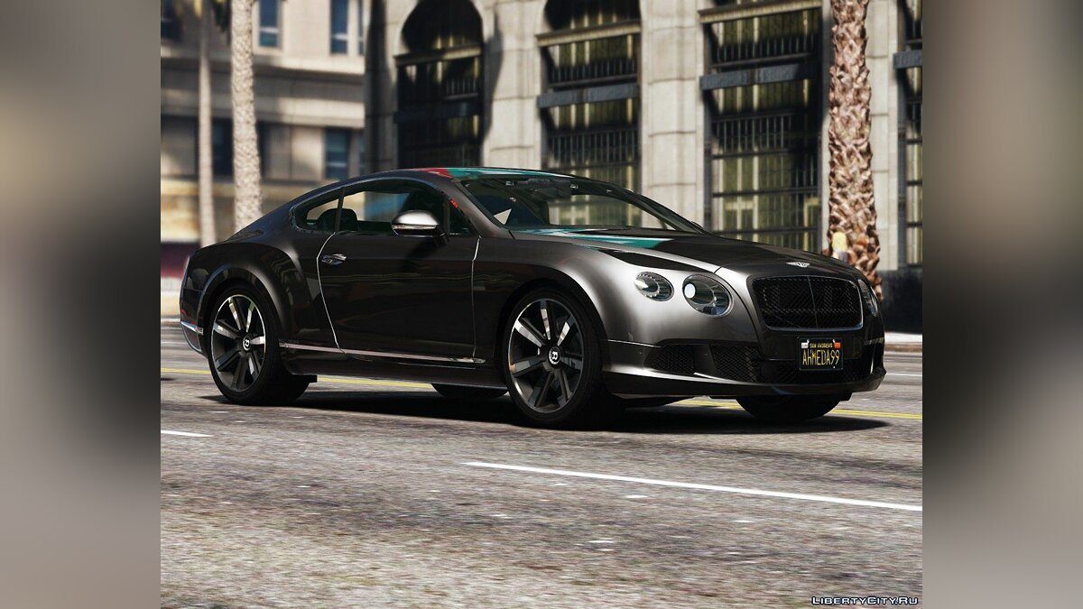 2013 Bentley Continental GT [Add-On | Tuning | HQ] 2.0 для GTA 5 - скриншот #3