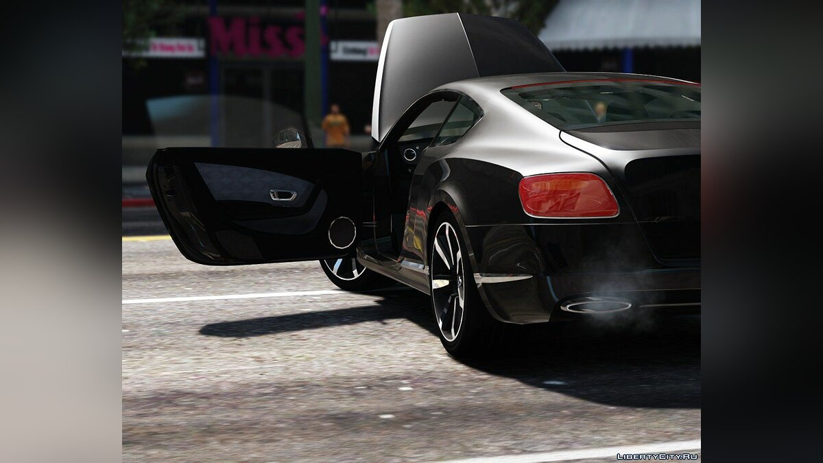 2013 Bentley Continental GT [Add-On | Tuning | HQ] 2.0 для GTA 5 - скриншот #7