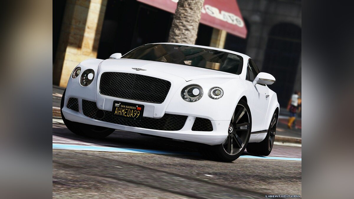 2013 Bentley Continental GT [Add-On | Tuning | HQ] 2.0 для GTA 5 - скриншот #8