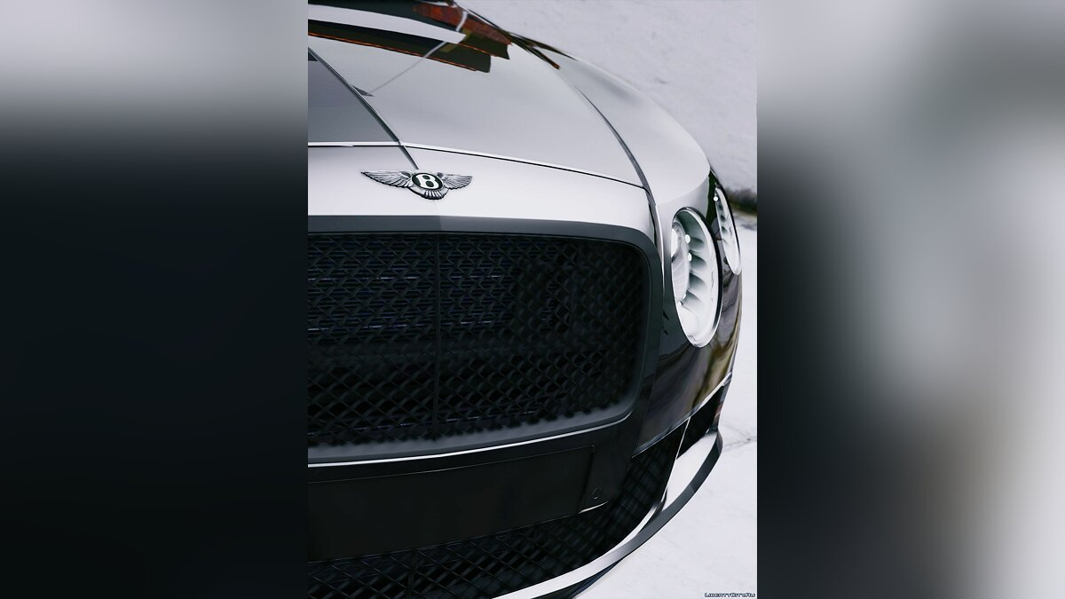 Bentley Continental GT 2012 для GTA 5 - скриншот #7