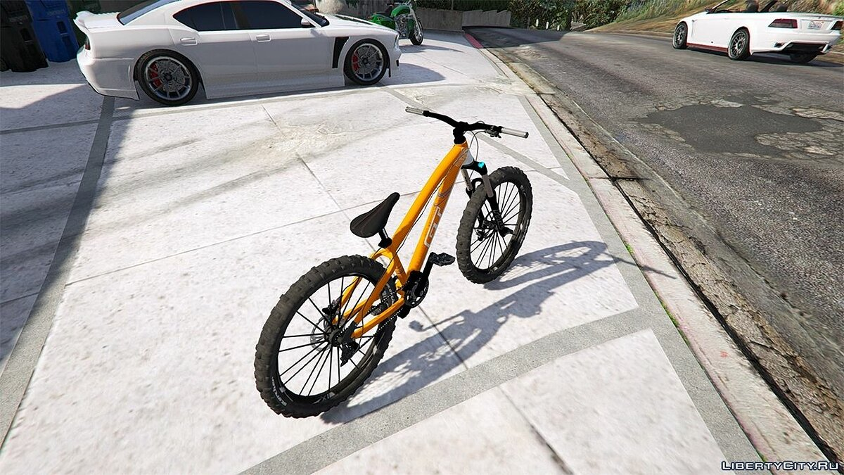 GT LaBomba Mountain Bike для GTA 5