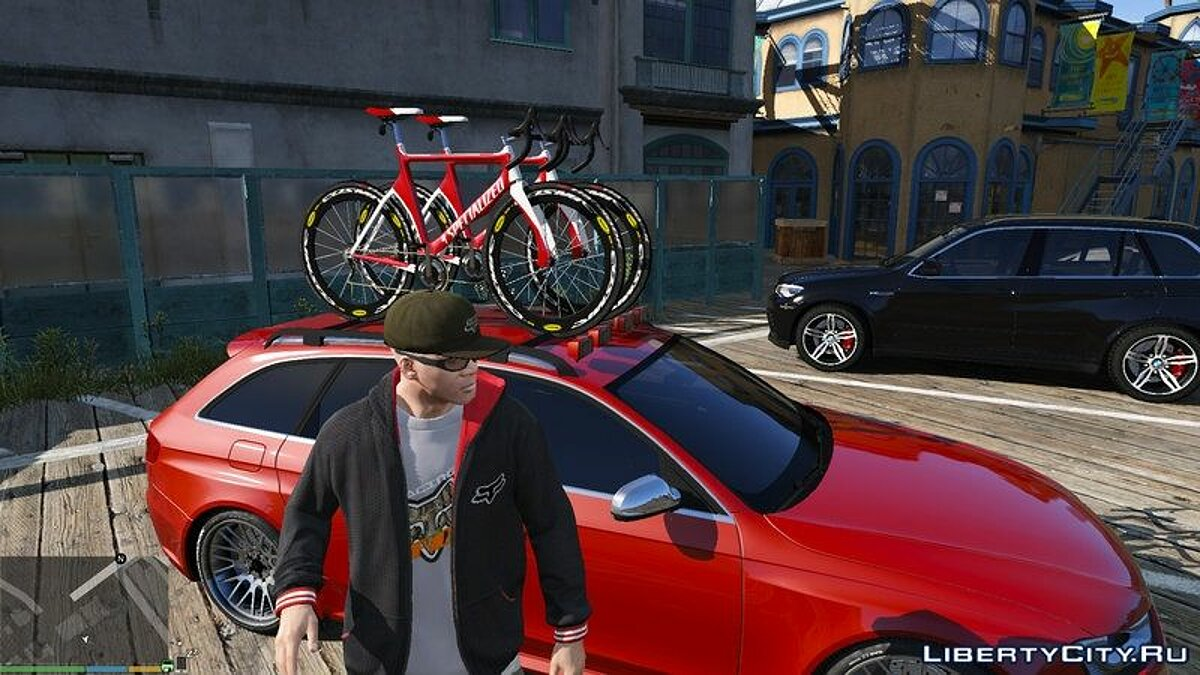 Racing Road Bike Pack для GTA 5 - скриншот #4