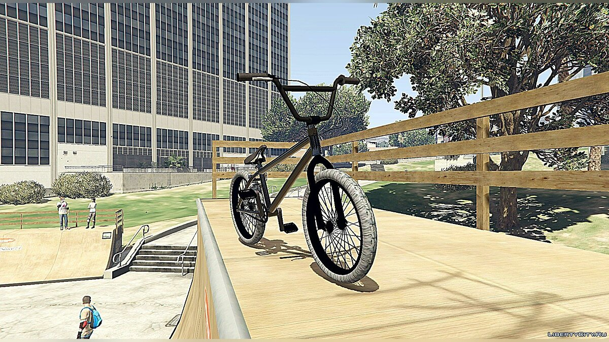 Велосипед BMX Poland [Addon / Replace] 1.2 для GTA 5