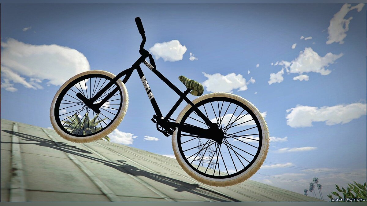 Велосипед MTB Zaiko Edition [Addon/Replace] 1.0 для GTA 5