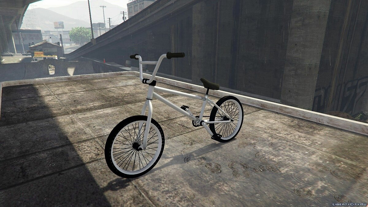 ��елосипед BMX Wethepeople Justice 2013 [Addon/Replace] v1.2 для GTA 5