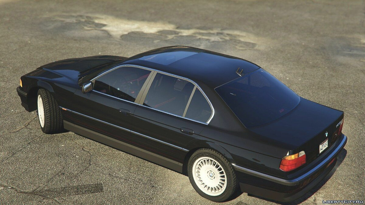BMW 750i (e38) [Add-On / Replace] v1.1 для GTA 5 - скриншот #3