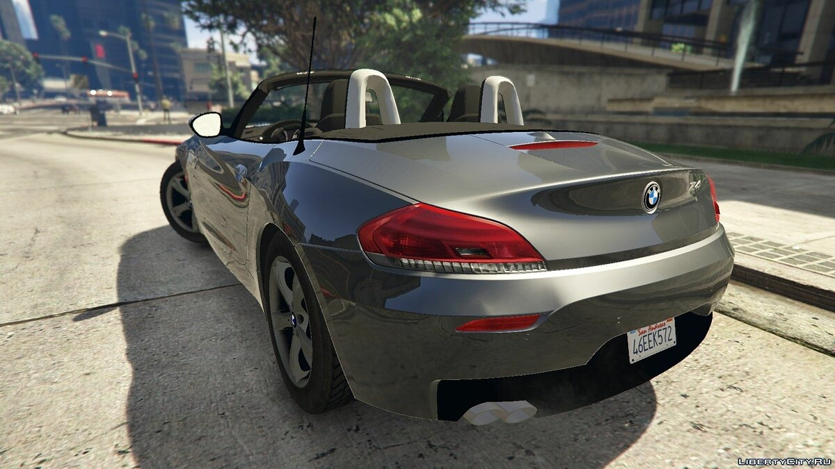 2012 BMW Z4 sDrive28i для GTA 5 - Картинка #3