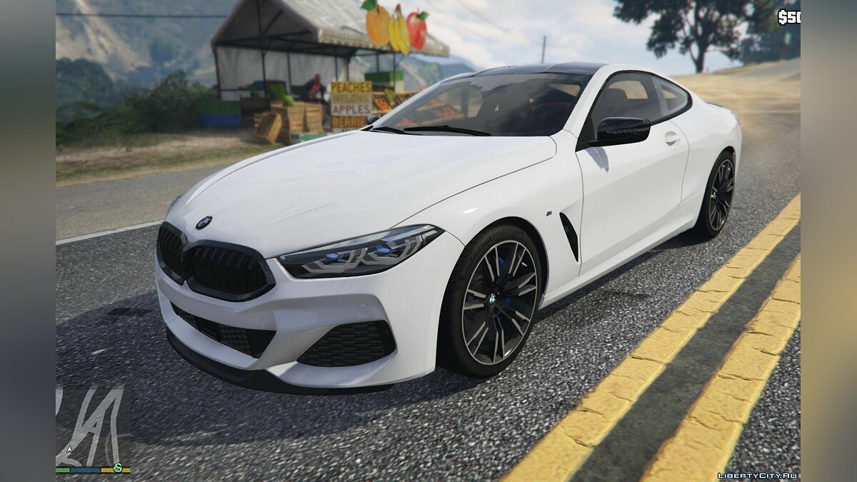Машина BMW BMW M850i [Add-On] для GTA 5