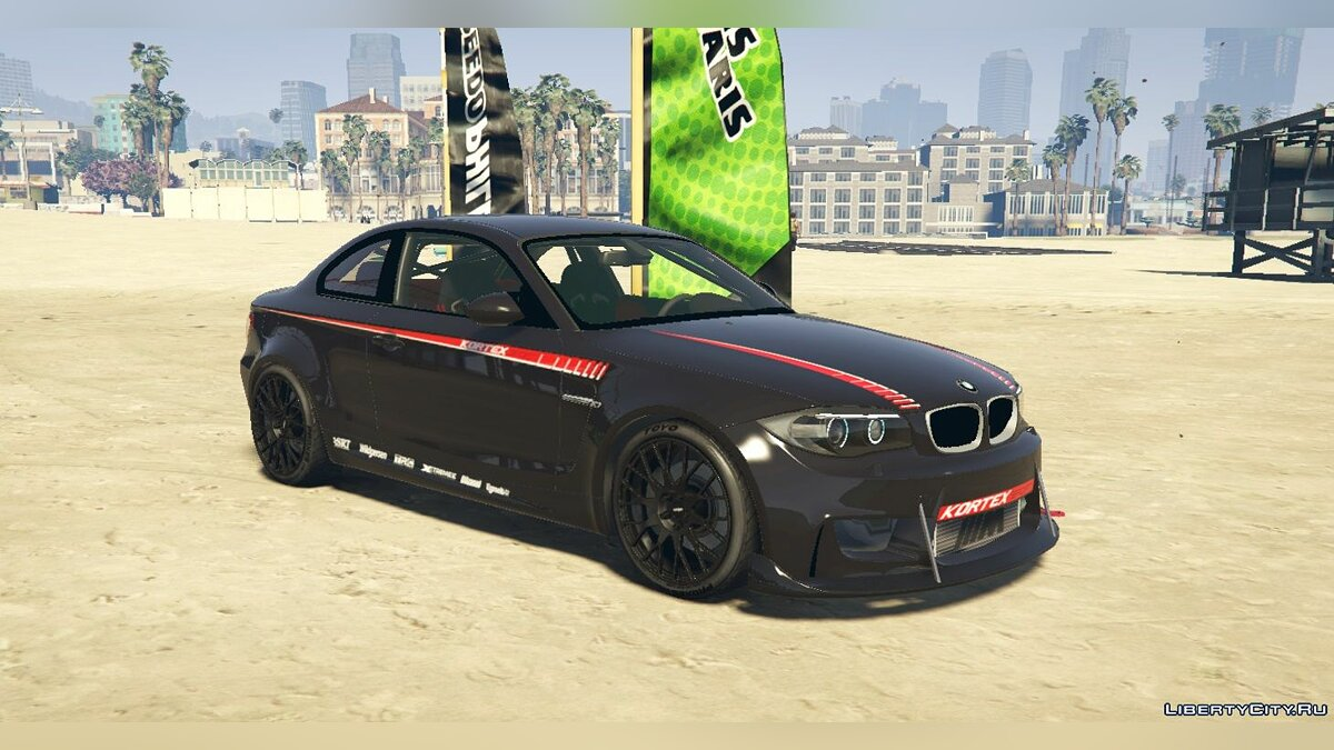 BMW 1M Coupe (E82) [Add-On] 0.2 для GTA 5