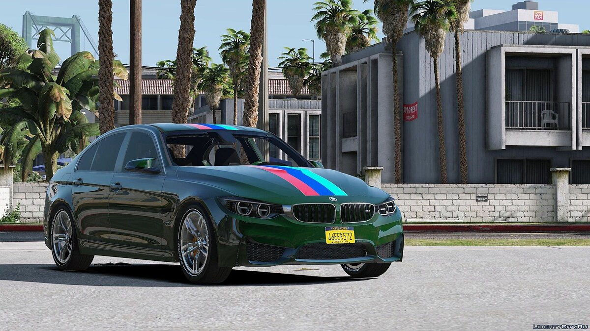 Машина BMW BMW M3 Performance 2.0 для GTA 5