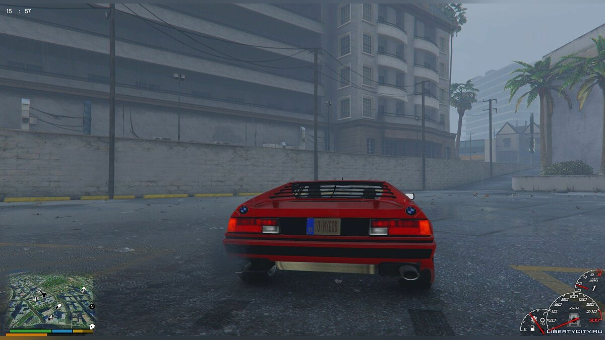 Машина BMW 1980 BMW M1 [Replace] 1.0 для GTA 5