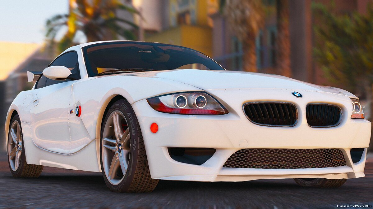2008 BMW Z4M (E86) Coupe [Tuning | HQ Engine] 0.06 для GTA 5