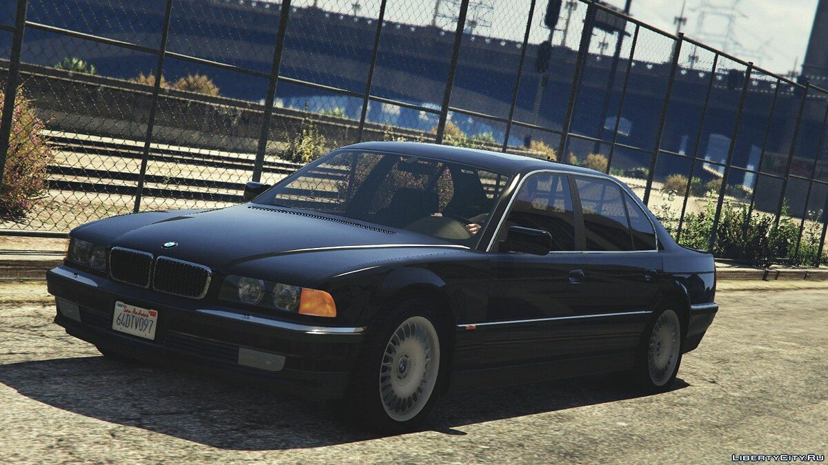 BMW 750i (e38) [Add-On / Replace] v1.0 для GTA 5 - скриншот #6