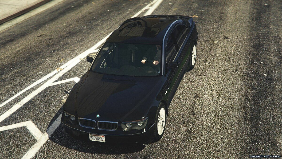 BMW 760i (e65) [Add-On/Replace] v1.1 для GTA 5 - Картинка #7